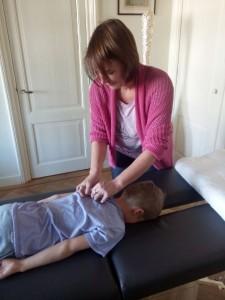 BSR behandeling bij een kind
